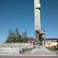 Памятник погибшим в Великой Отечественной войне 1941-1945 гг., Татищево
