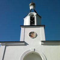 Храм в честь Казанской иконы Божией Матери, Татищево