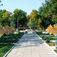 Парк, Турки