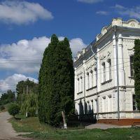 Chvalynsk, Petrov-Vodkin street, Хвалынск
