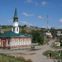Chvalynsk mosque, Хвалынск