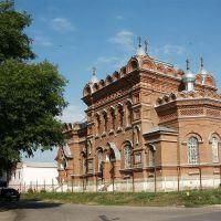 Храм в Хвалынске, Хвалынск