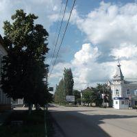 Ул. Советская, Хвалынск