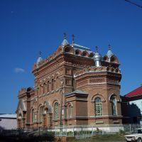 Temple, Хвалынск