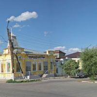 Хвалынск - перекрёсток ул.Ленина и ул.Петрова-Водкина, Хвалынск