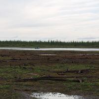 озеро Курун куель, Абый