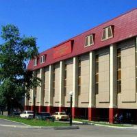 Aldanskiy college, Алдан