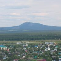 View to Aldan, Алдан