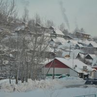 Yakutia (2012-12) - Aldan near bus station, Алдан