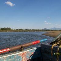 Река, Батагай