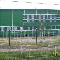 New school, Батагай