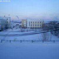 Администрация и РКЦ, Бердигестях