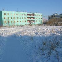 Общежитие в Мохсоголлохе., Бестях