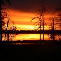 Закат, Верхневилюйск