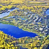 Село Верхнеколымск, Верхнеколымск