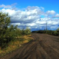 Дорога со 2-го км до Зырянки, Верхнеколымск