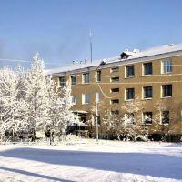 Районная больница, Зырянка