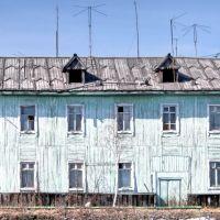 Архитектура времен ГУЛАГа, Зырянка