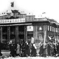 Дом культуры в 50-е, Зырянка