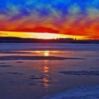 Рассвет над Колымой, Зырянка