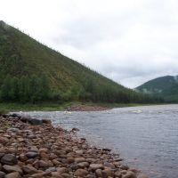 Устье Нельгуи, Канкунский