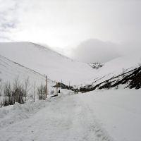Aldan, slope Shkolnik (from central-left), Канкунский