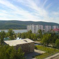 Вид на р. Лену, Ленск