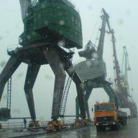 River port. РЕЧСЕРВИС., Ленск