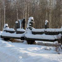 In the park, Мирный