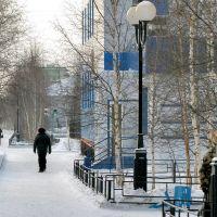Lenina/Oyunskogo crossroad, Мирный