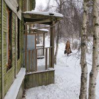 Oyunskogo street, Мирный