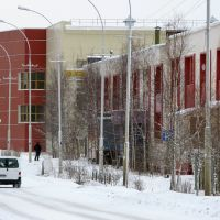 Industrialnaya St., Мирный