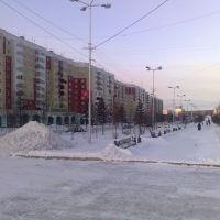 Icy Nerungri, Нерюнгри