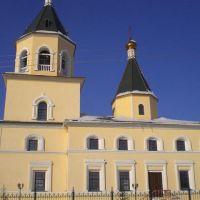 Церковь в Олекминске, Олекминск