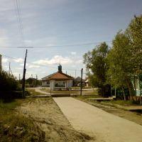 Часовня св. благоверного князя Александра Невского, Олекминск