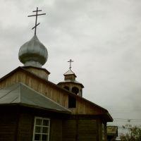 Старый Спасский храм, Олекминск