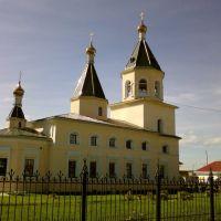 Спасский собор, Олекминск
