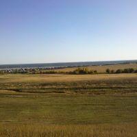 Поездка по полю, Олекминск