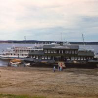 Олёкминск.1977г, Олекминск