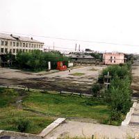 Школа №1, Сангар