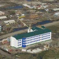 Школа, Среднеколымск