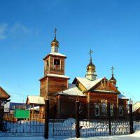 Сунтар - Церковь, Сунтар