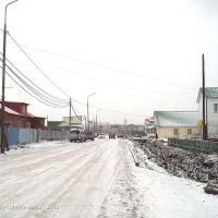 Вид села Сунтар, Сунтар