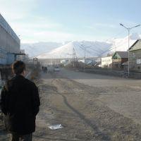 Уус Ньара уулуссата, Усть-Нера