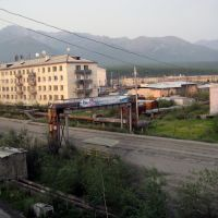 Main Street, Усть-Нера