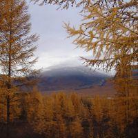 Осень, Усть-Нера