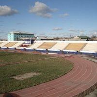 Стадион, Хандыга