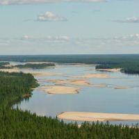 Река Ныда, Заполярный