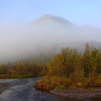 Тундра осенью, Заполярный