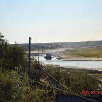 Углубление реки Паляпта, Салехард